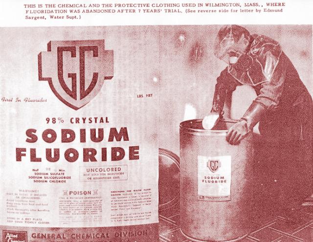 nátrium fluorid káros hatásai